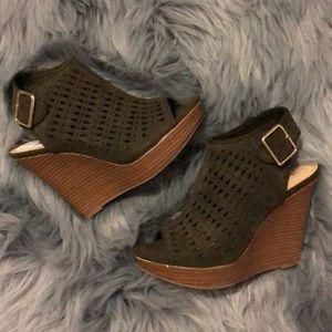 Wedge Heels 7.5